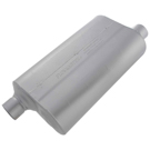 Super 50 Series 409S Muffler - Base - 5.4L