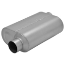 Super 40 Series 409S Muffler - Base - 5.7L
