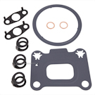BuyAutoParts 40-82717IK Turbocharger and Installation Accessory Kit 2