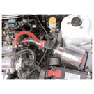 2.4L - Injen Air Intake - IS Short Ram Intake System - Polish