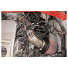 3.0L - Injen Air Intake - IS Short Ram Intake System - Polish
