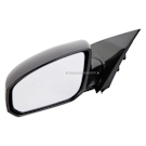 BuyAutoParts 14-11867MI Side View Mirror 1