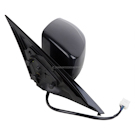 BuyAutoParts 14-11867MI Side View Mirror 2