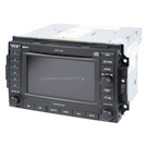 In-Dash Navigation Unit with 6CD Radio and Rear Camera and Face Code REC [OEM 82208653AL 82208653AM 82208653AG or 82208653AJ]