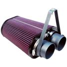4.9L - S&B Filters Cold Air Intake Kit