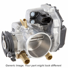 Mazda CX-9 Throttle Body