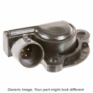 Jeep Wrangler Throttle Position Sensor