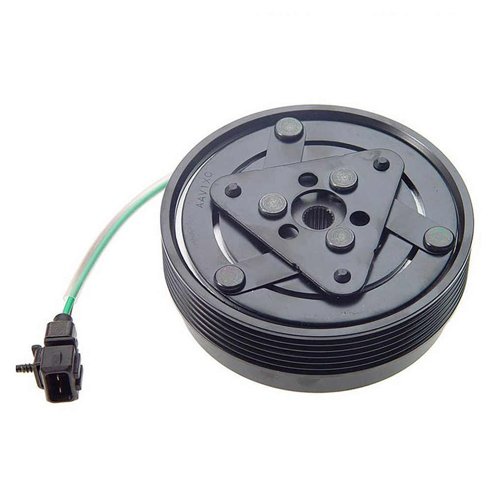 Air Conditioning Parts Auto Ac Highoutput Compressors 101 Airzenith Compressor Mounting Wiring Clutch