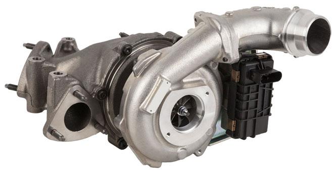 Dodge Ram Turbo Ram 1500 2500 3500 Turbochargers