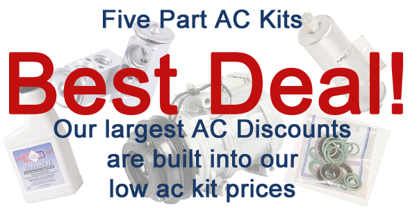 AC Compressor Coupon  ACKIT