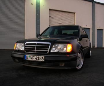 Danny's Mercedes