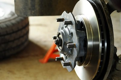 Top 5 Signs You Need New Brakes