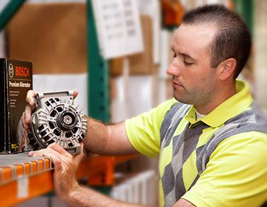 Alternator Pulley Inspection