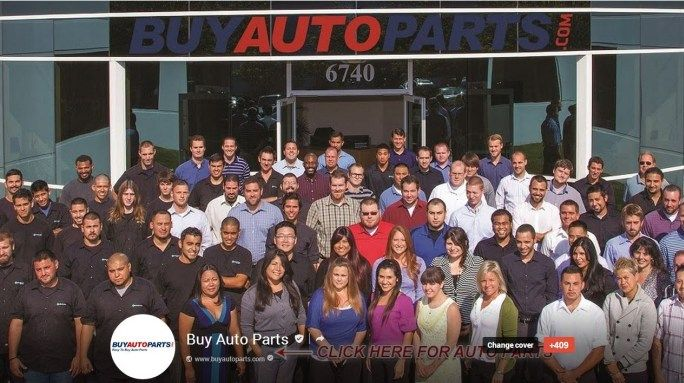 BuyAutoParts Google Plus