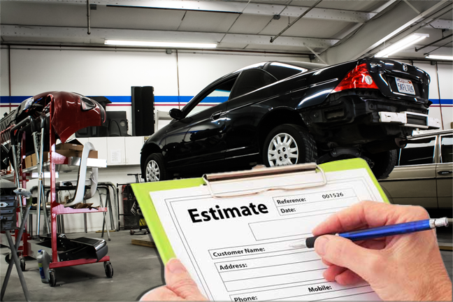 how to negotiate car repair estimates like a pro. Black Bedroom Furniture Sets. Home Design Ideas