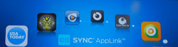 Nine New Auto Apps for Ford Sync AppLink - BLOG on Everything Auto