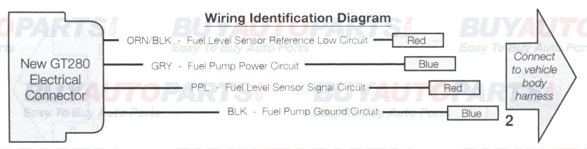 fuel pump install 12 how to repair fuel pump assembly part 2 1999 isuzu rodeo fuel pump wiring diagram at gsmx.co