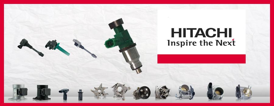 Shop Hitachi Parts