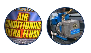 How to Install A/C Compressor flush
