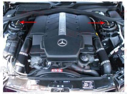 mercedes air suspension or abc