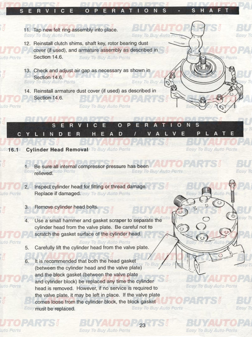 How To Remove Ac Clutch Bolt