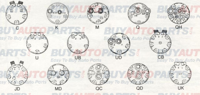sanden ac compressor cylinder head porting guide