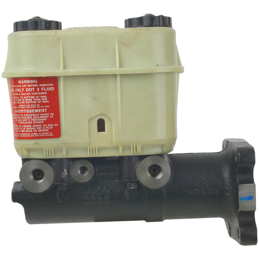 2000 International 4800 Brake Master Cylinder Supplied w/ Reservoir