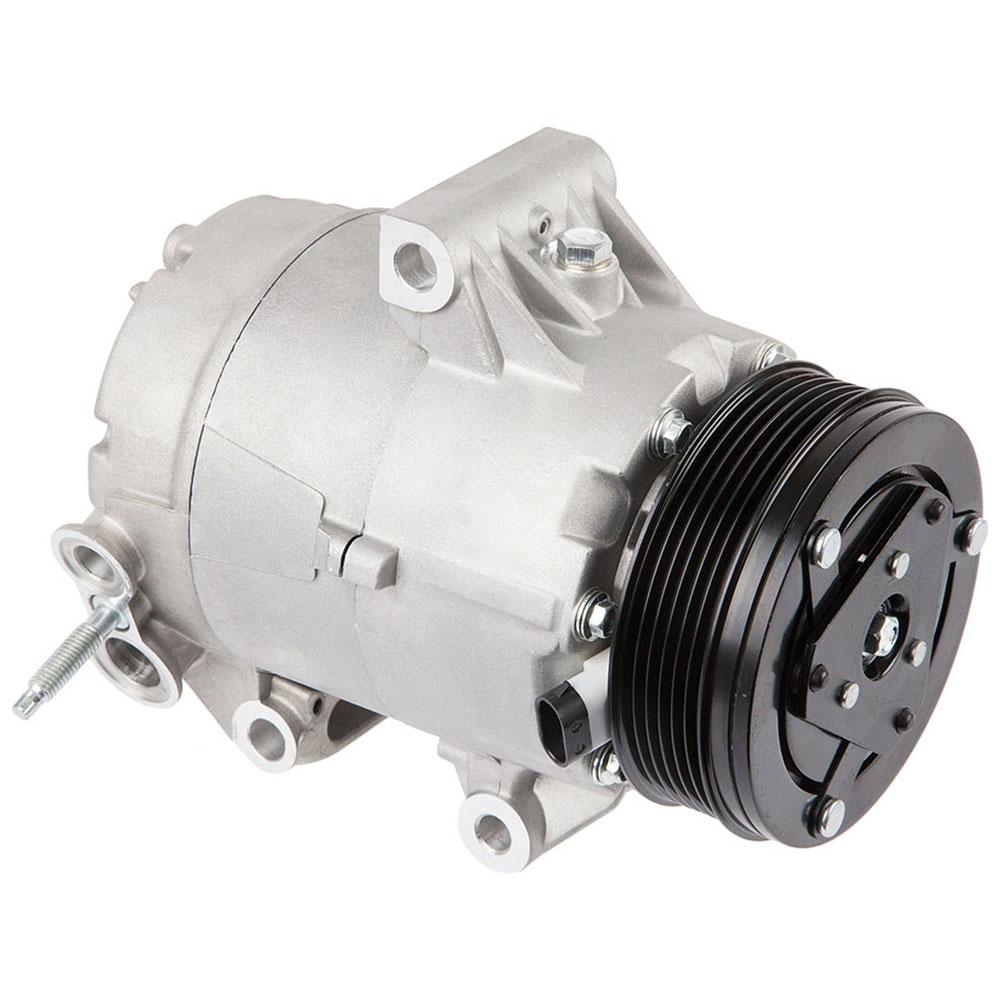 New 2004 Chevrolet Monte Carlo AC Compressor 60-00996