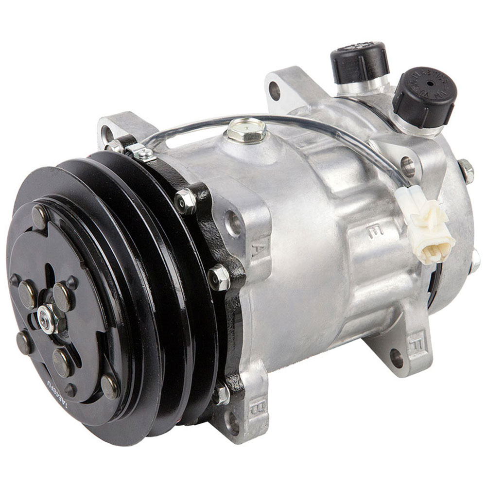 1970 Caterpillar All Models AC Compressor 6002225NA-1970-4-556460