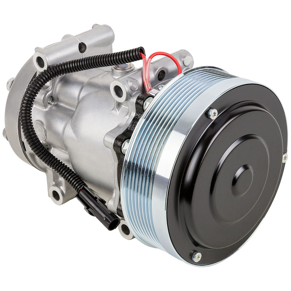 New 1980 Specialty and Performance Sanden AC Compressor 60-02159