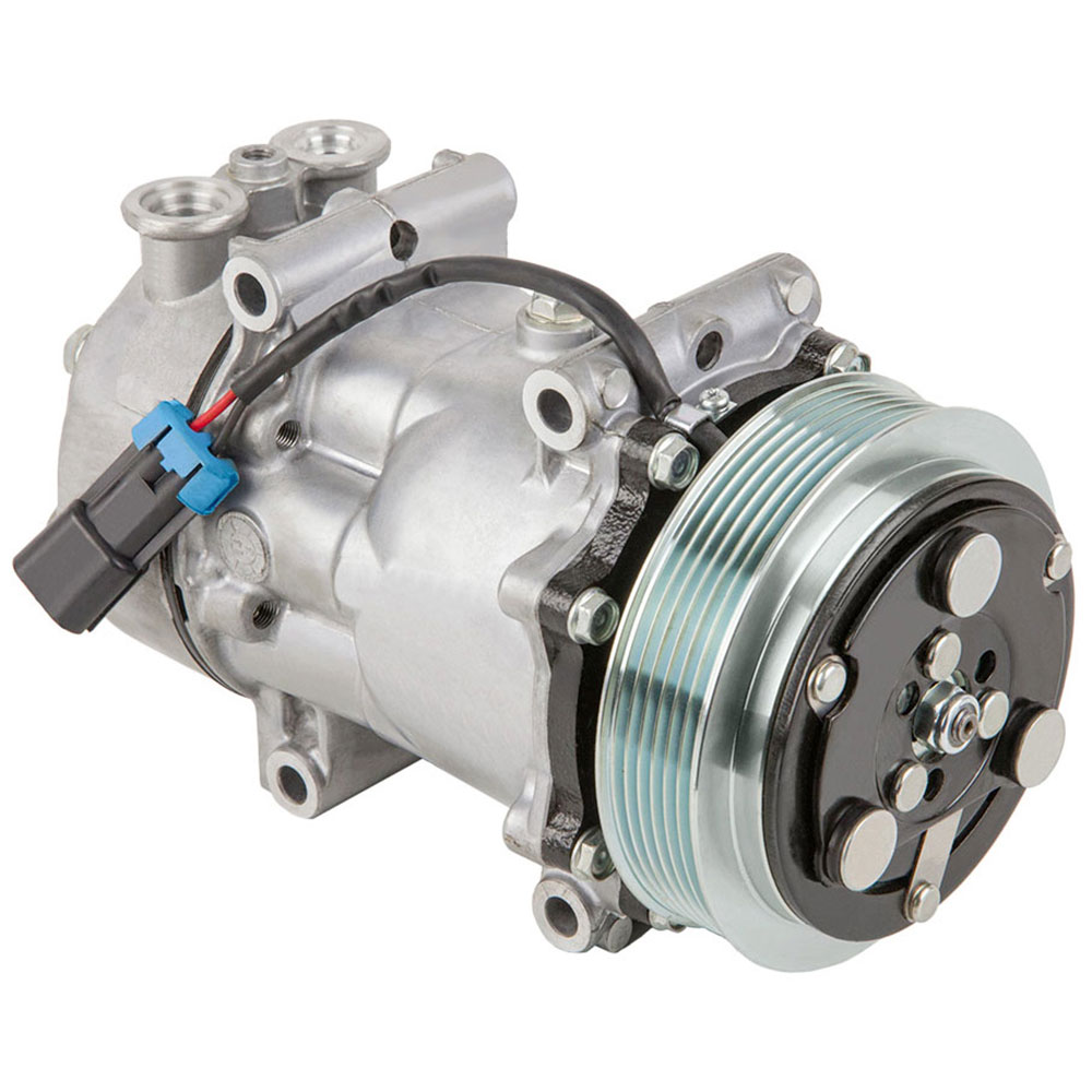 New 1996 Specialty and Performance Sanden AC Compressor 60-02143