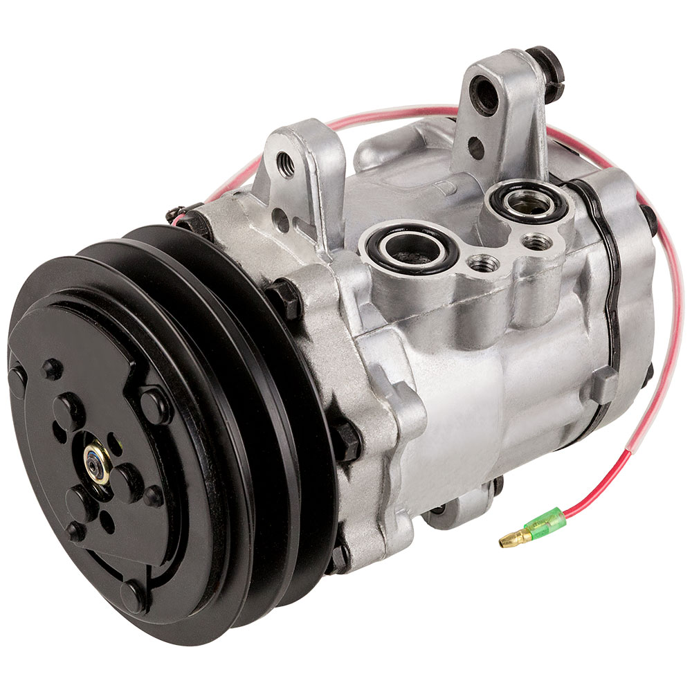 New 2015 Specialty and Performance Sanden AC Compressor 60-03904