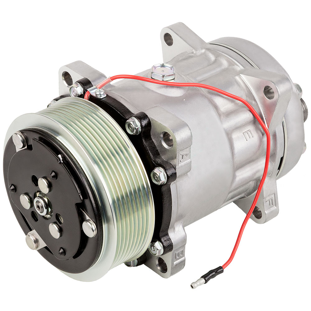 New 1982 Specialty and Performance Sanden AC Compressor 60-02241