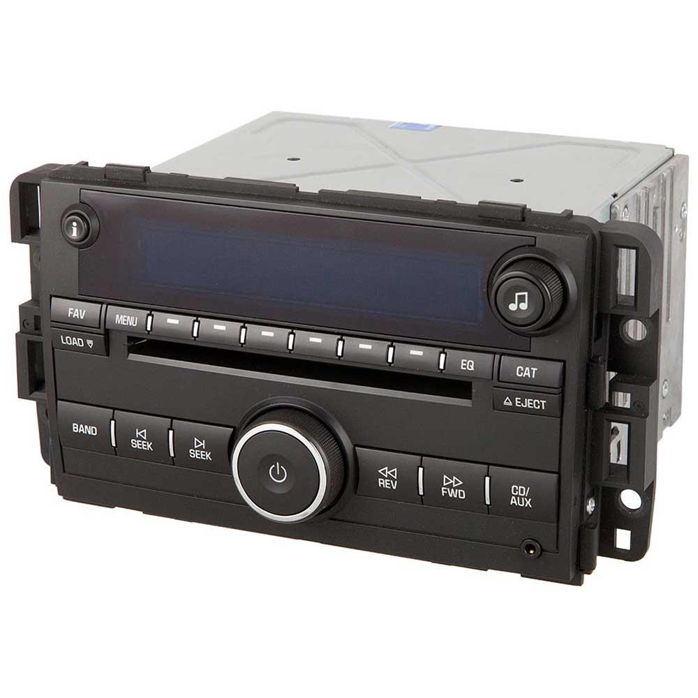 2006 Chevrolet Monte Carlo Car Radio 18-40835