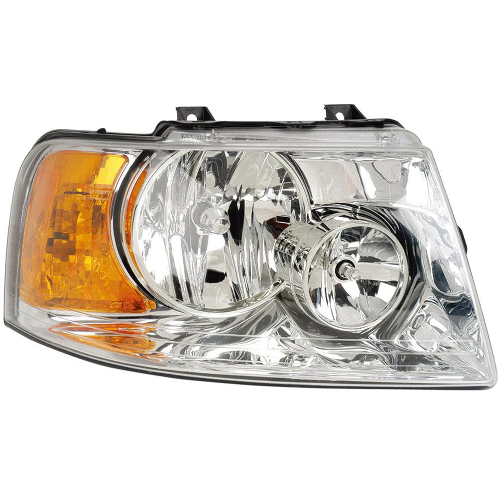 Mustang Svo Headlight Kit 84 85: Ford Headlights