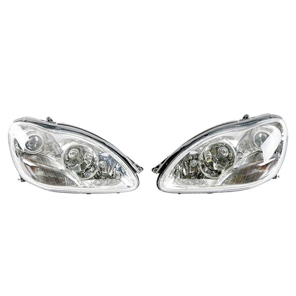 New 2005 Ford Five Hundred Headlight Set Pair 16-80445