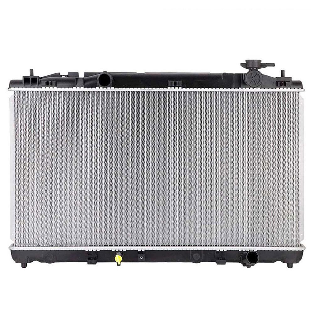 Image of 2007 Honda Accord Car Radiator