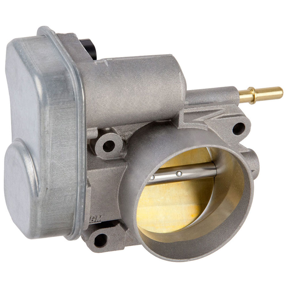 Image of 2005 Saturn Ion Throttle Body