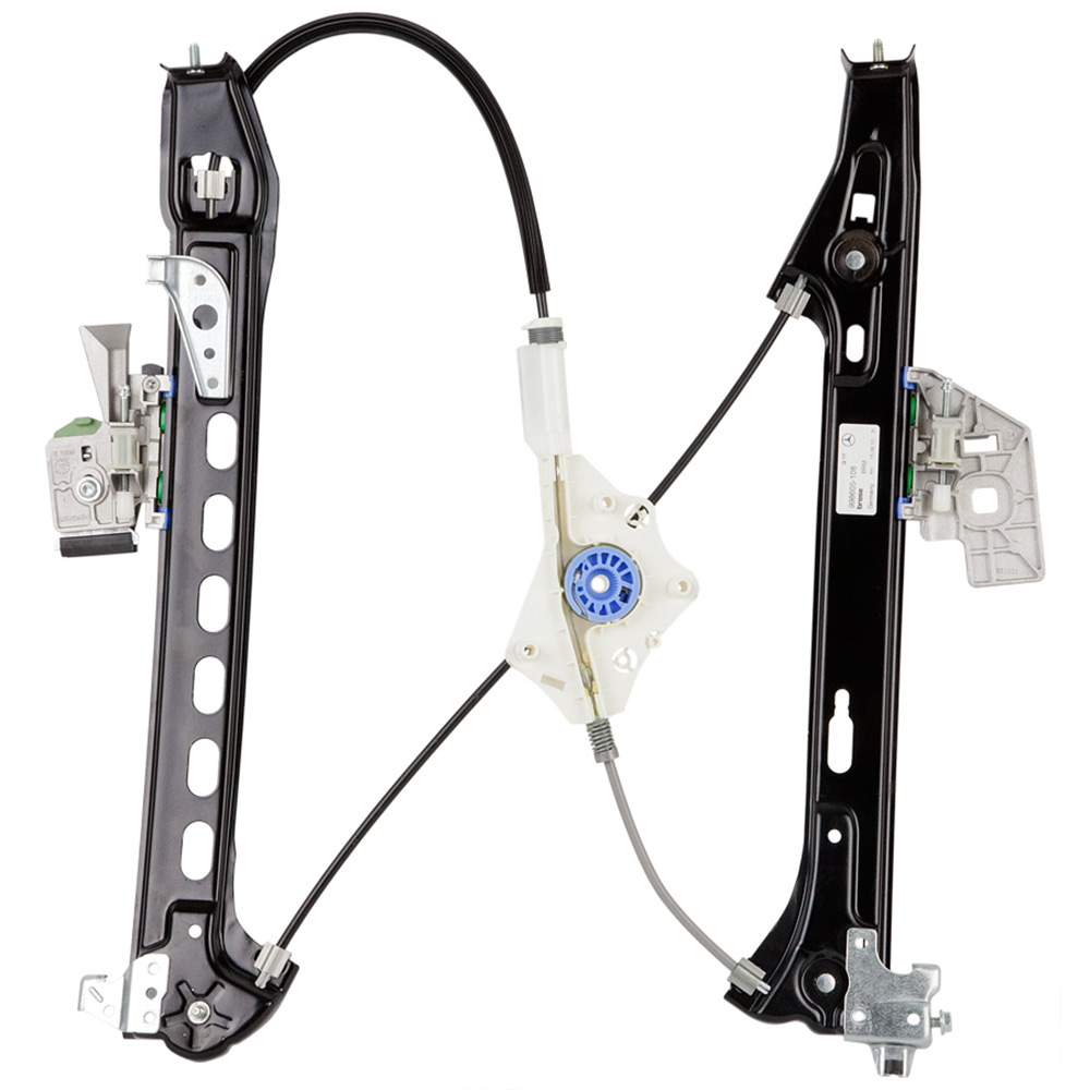 2006 mercedes benz cls500 window regulator only for Mercedes benz window regulator