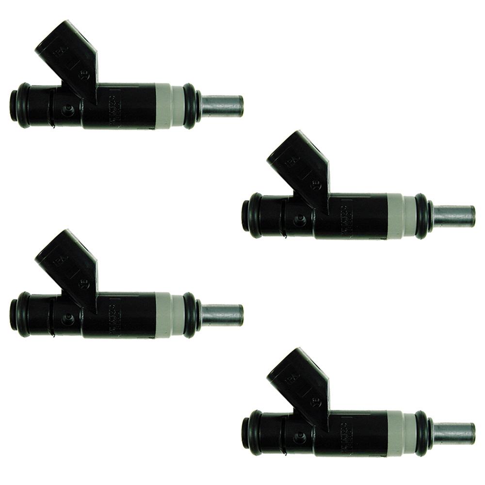 2012 Dodge Caliber Injector Set 2.0L Eng. - L4 Eng.