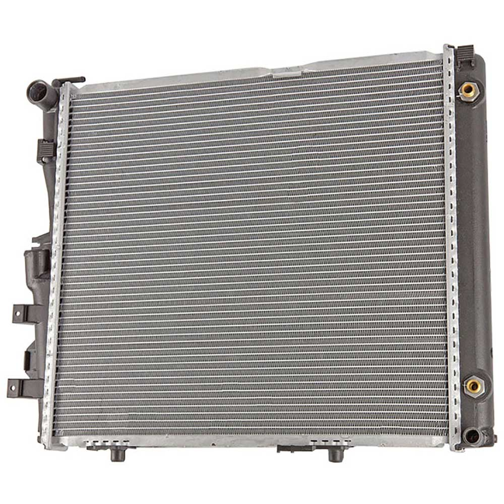 Image of 1990 Mercedes Benz 300E Car Radiator