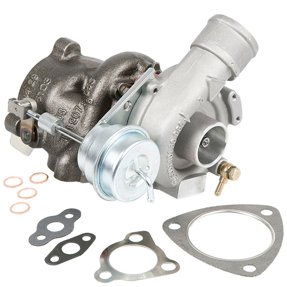 2013 Mini Cooper Turbocharger: Turbo Kit