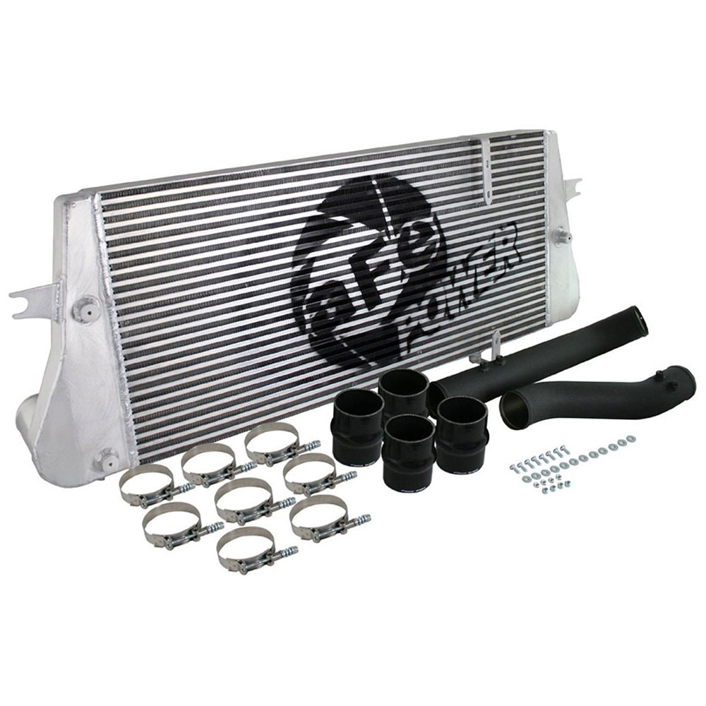 1995 Dodge Ram Trucks Intercooler 4120051ON-1995-4-362415