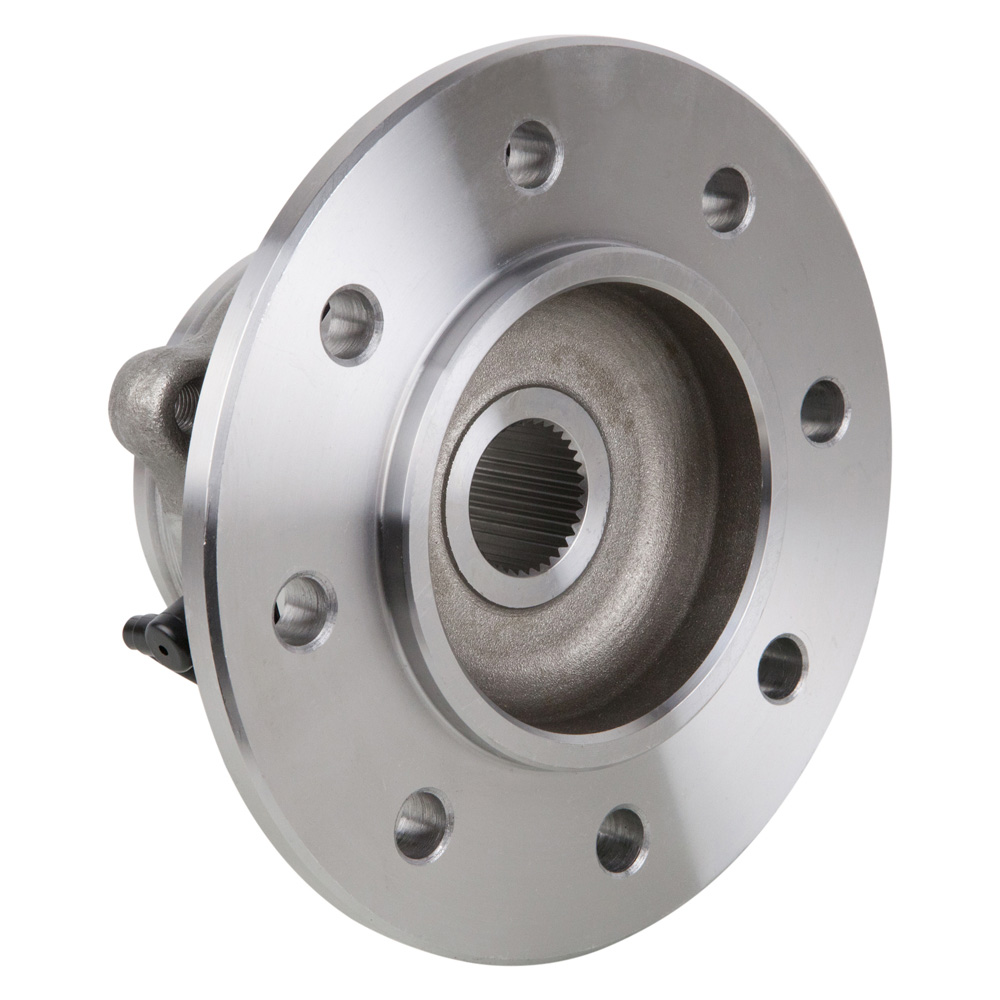 New 1998 Dodge Ram Trucks Hub Bearing - Front Right Front Right Hub - 2500 Models - 4WD - with 4 Wheel ABS - Single Rear Wheel