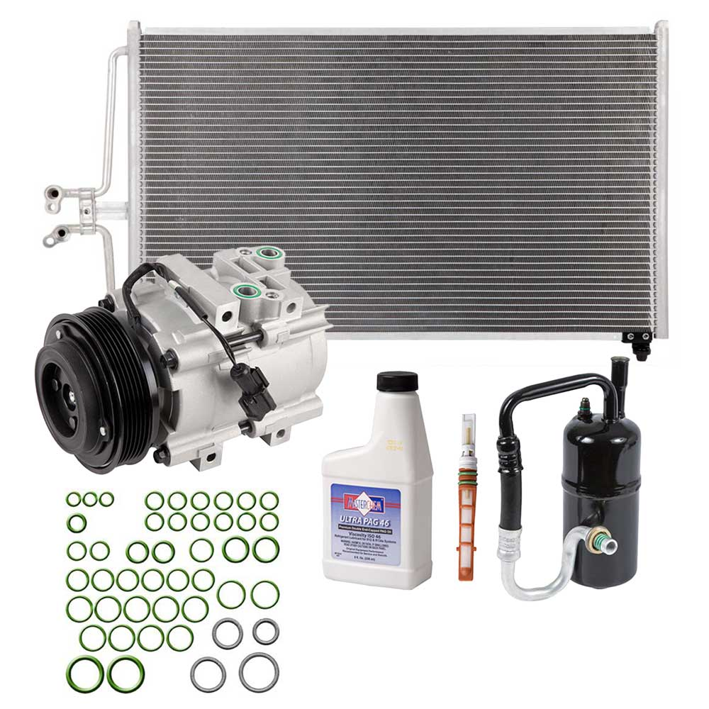 New 2005 Ford Escape AC Kit 60-80635