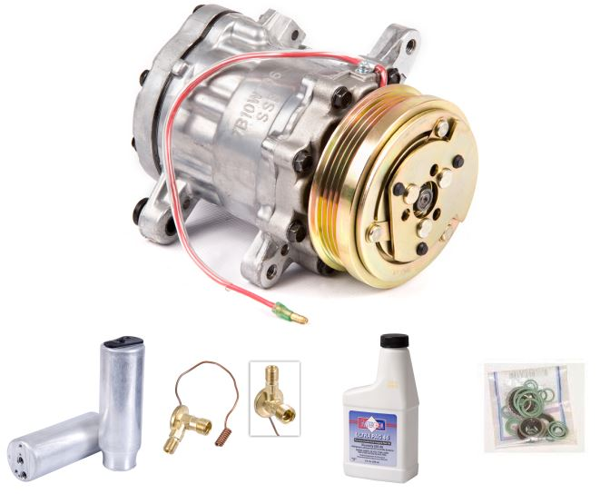 New 1994 Geo Metro AC Kit 60-82039