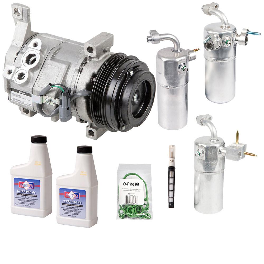 New 2000 GMC Yukon AC Kit - Rear 60-83334