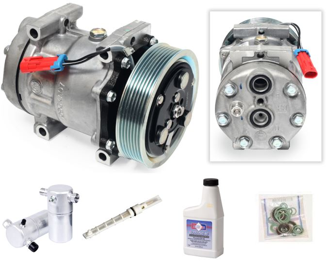 New 2001 Chevrolet Kodiak AC Kit 60-83579