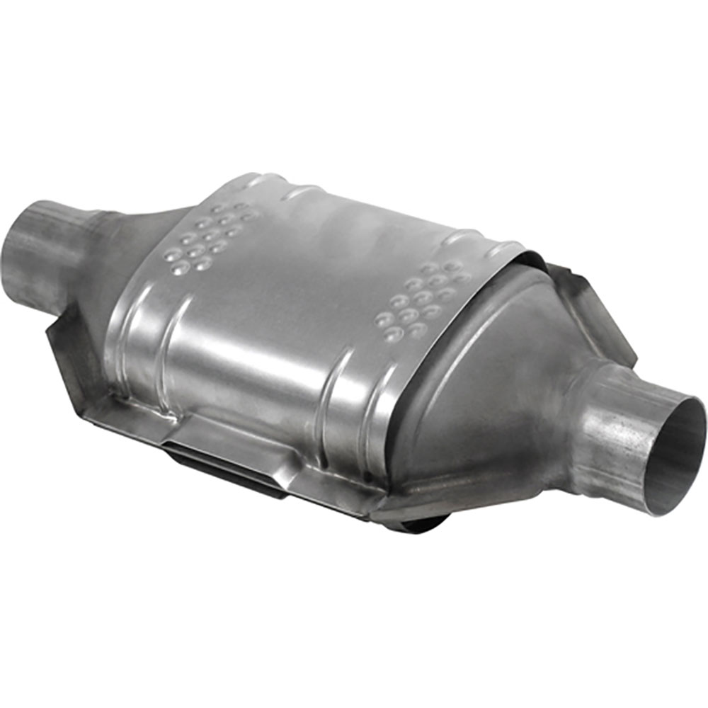 New 1998 GMC Sierra Catalytic Converter CARB Approved - Right K3500 - 5.7L - Right Center