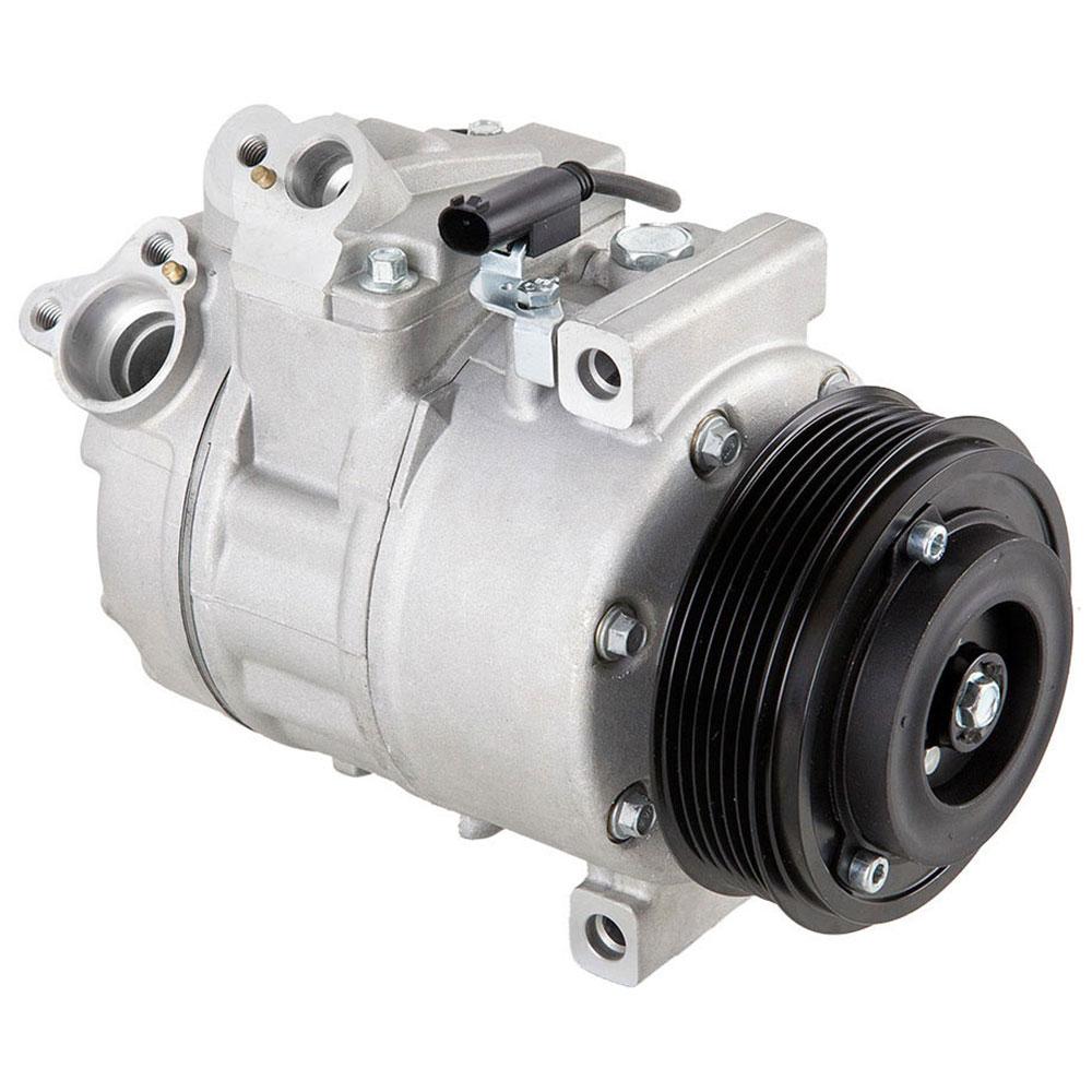 Image of 2008 BMW 528 AC Compressor